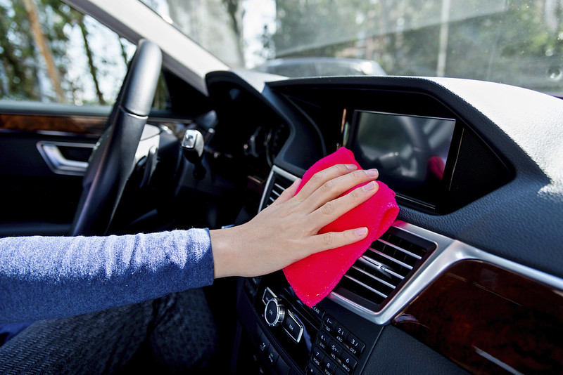 Cleaning Your Car | Lincoln, IL