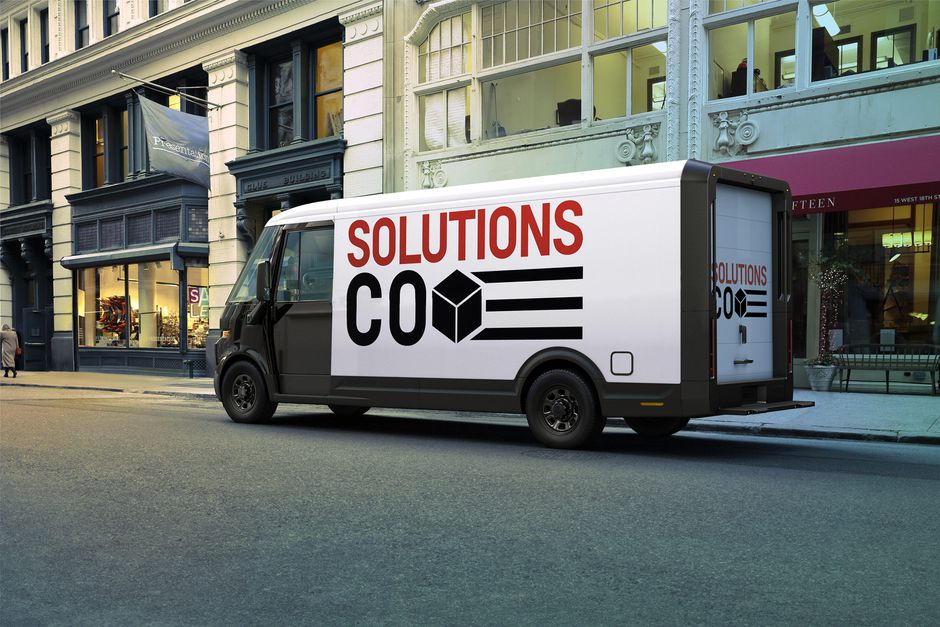 GM Brightdrop - Electric Delivery Vehicles | Lincoln, IL