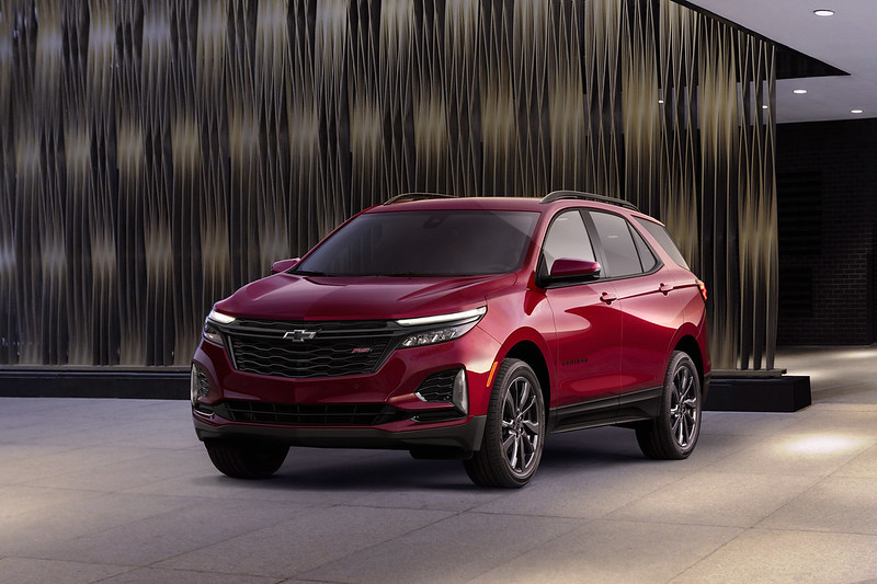 2021 Chevy Equinox | Lincoln, IL